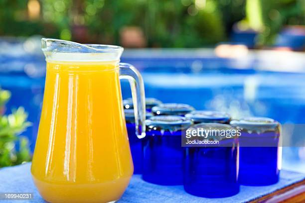 新鮮なオレンジの絞り汁 23 ml