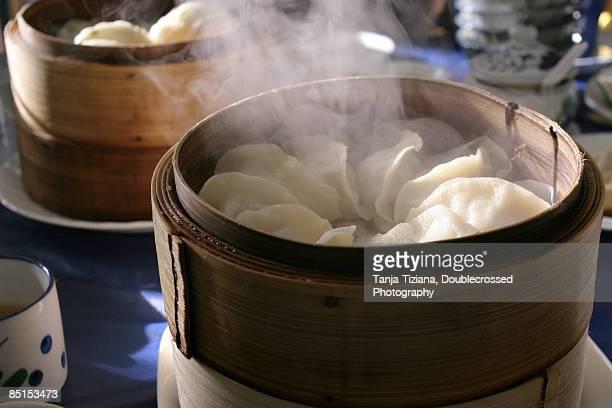 Fresh Steamed Dumplings