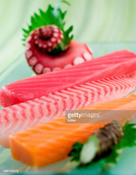 Fresh Sushi Ingredients