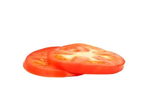 Tomato Slice Clip Art at Clker.com - vector clip art ...   Slice Of Tomato Clipart