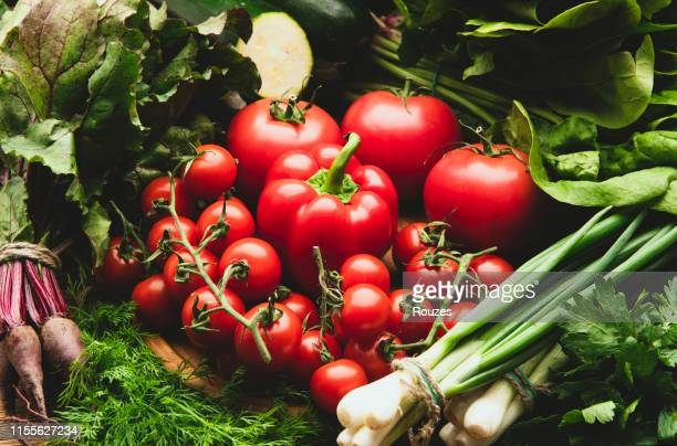 fresh vegetables - ripe stock pictures, royalty-free photos & images