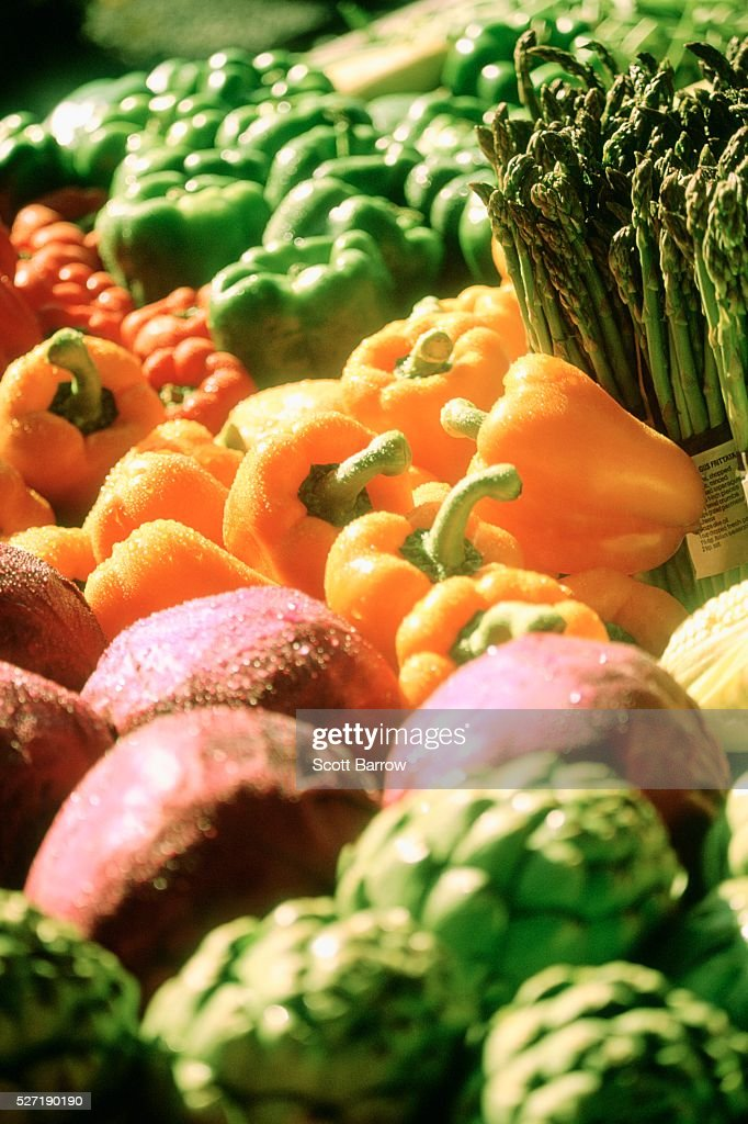 Fresh vegetables : Foto de stock
