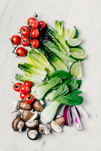 Fresh vegetables - gettyimageskorea