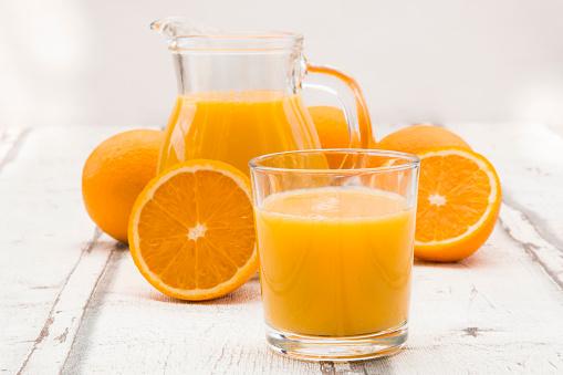 Freshly squeezed orange juice - gettyimageskorea