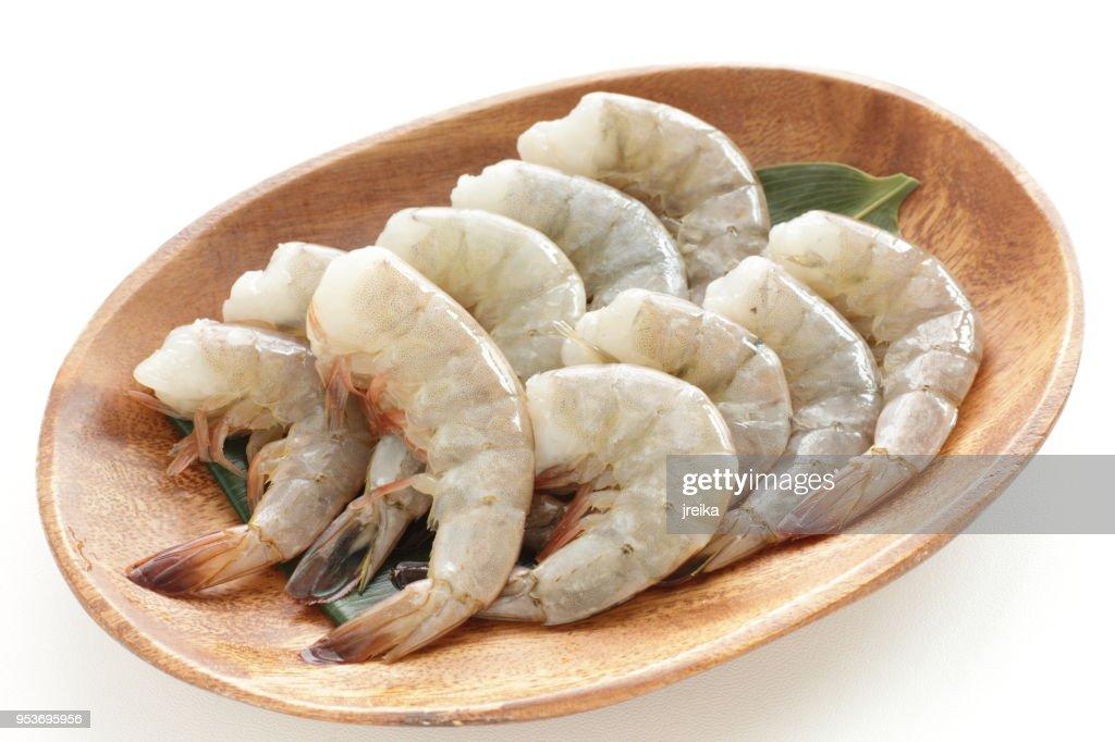 Freshness shrimp : Stock Photo