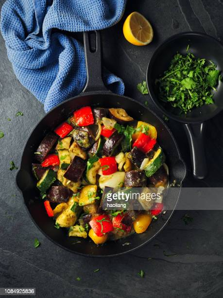 freshness thai green vegetable curry - stir fried stock pictures, royalty-free photos & images