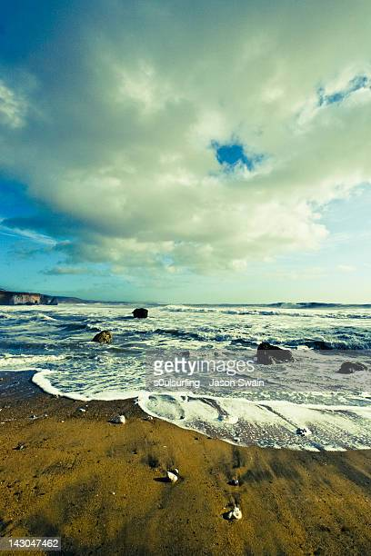 freshwater bay - s0ulsurfing stock pictures, royalty-free photos & images