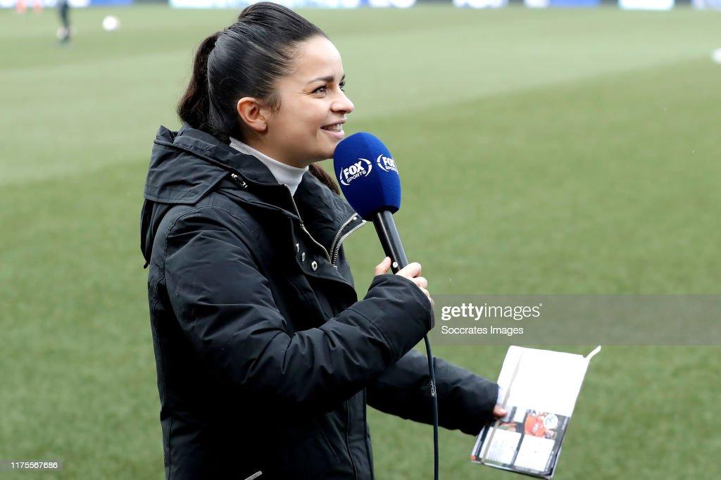 Fresia Cousino Arias Of Fox Sports During The Dutch Keuken Kampioen Nachrichtenfoto Getty Images