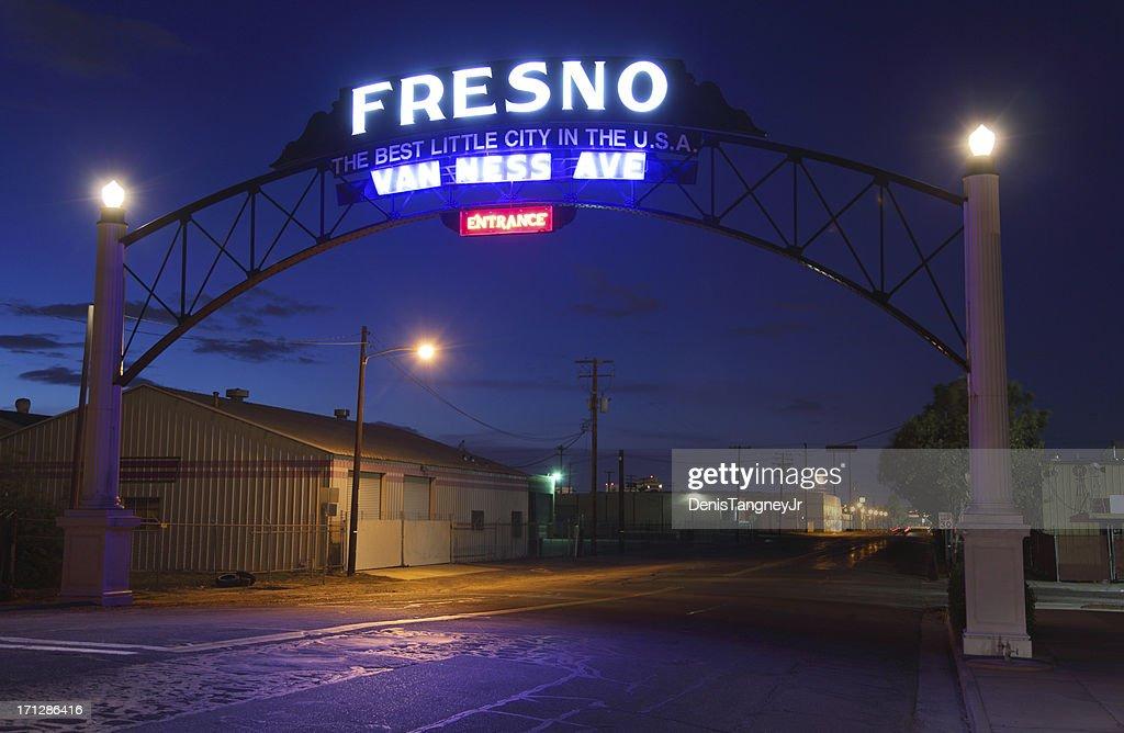 Fresno Entrance