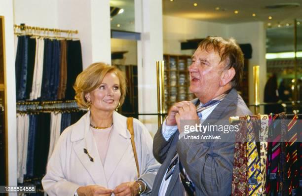 Freunde fürs Leben, Fernsehserie, Deutschland 1992 - 2001, Darsteller: Ruth Maria Kubitschek, Alexander May.