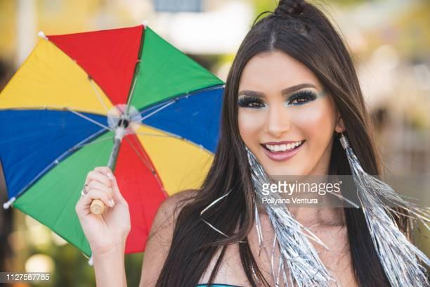 dançarina de frevo - carnival - fotografias e filmes do acervo