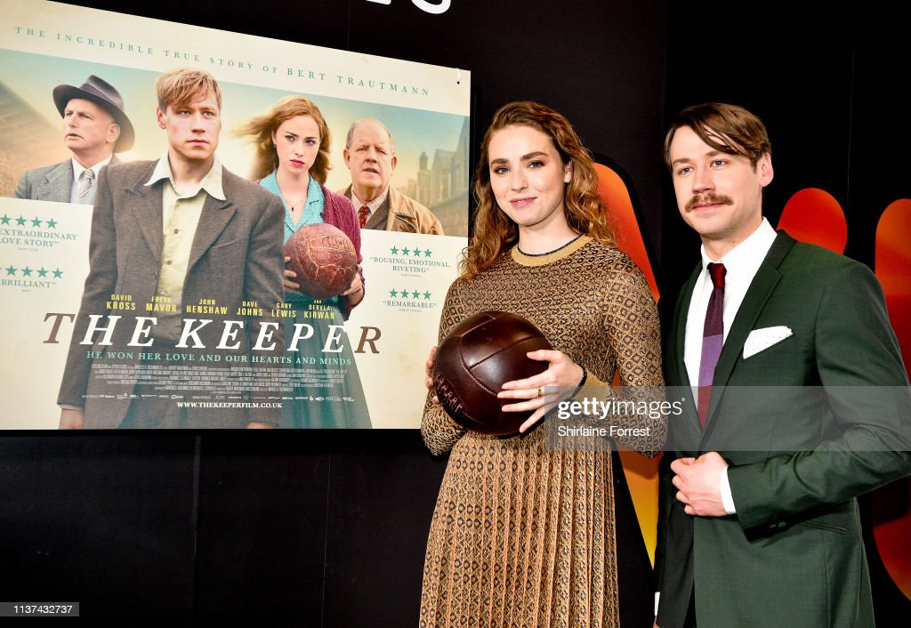 GBR: 'The Keeper' European Premiere - Red Carpet Arrivals