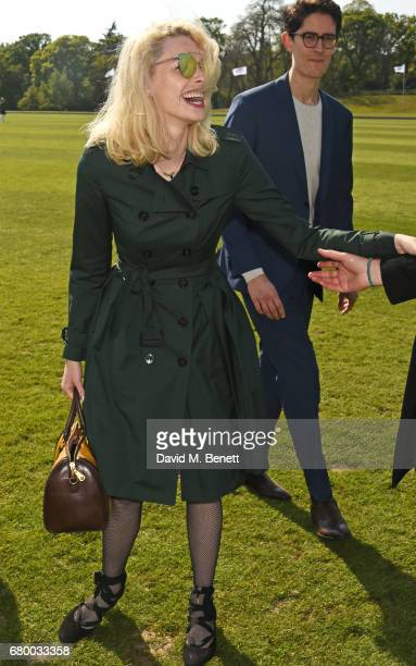 Freya Mavor attends the Audi Polo Challenge at Coworth Park on May 7 2017 in Ascot United Kingdom