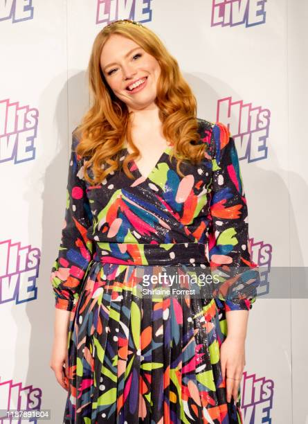 Freya Ridings attends Hits Radio Live 2019 at MS Bank Arena on November 15 2019 in Liverpool England