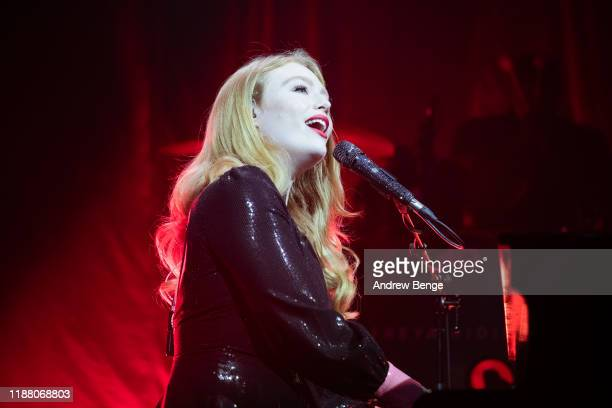 Freya Ridings performs at O2 Academy Leeds on November 16, 2019 in Leeds, England.