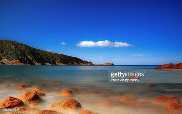 Freycinet Peninsula in Tasmania