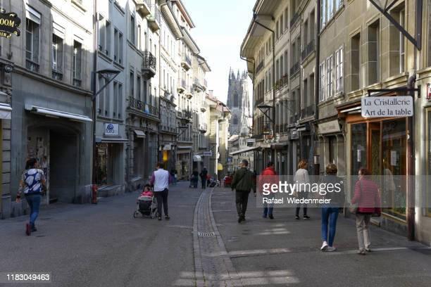 フリブール(フライブルク/スイス) - フリブール州 ストックフォトと画像