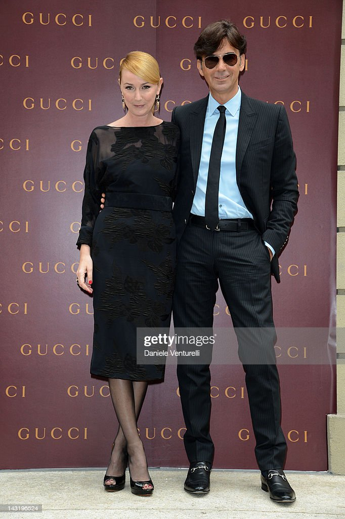 Gucci Unveils New Campaign Starring Li Bing Bing - Arrivals