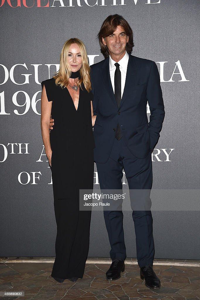 Vogue Italia 50th Anniversary - Milan Fashion Week Womenswear Spring/Summer 2015