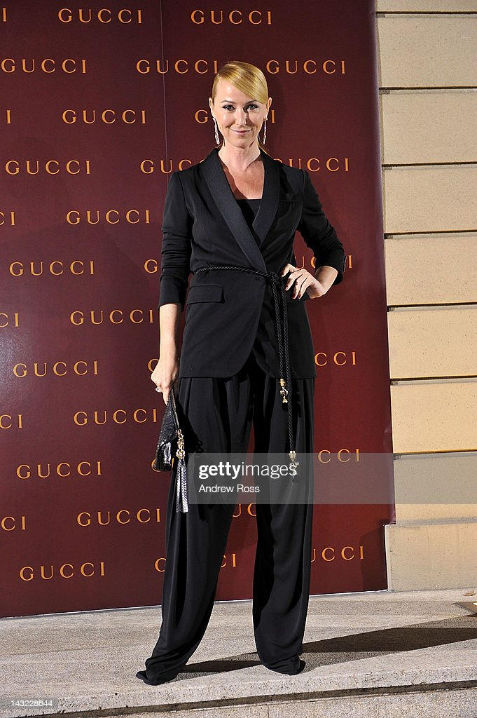 Frida Giannini First Fashion Show In China - Arrivals