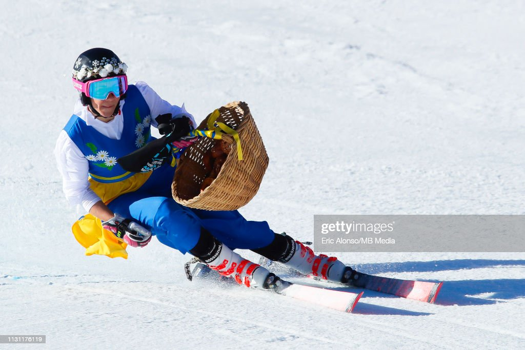 AND: Audi FIS Alpine Ski World Cup - Men's Slalom and Women's Giant Slalom