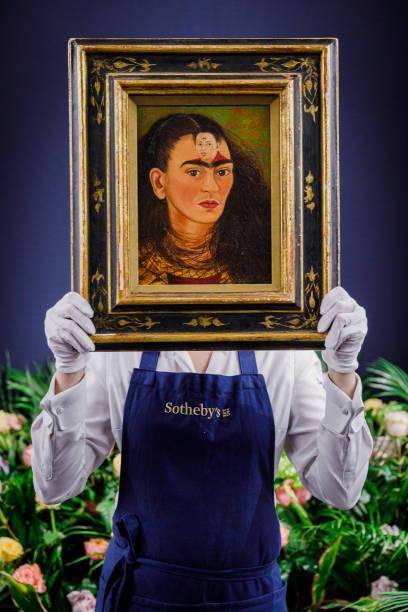GBR: Frida Kahlo's Ultimate Self-Portrait at Sotheby's London