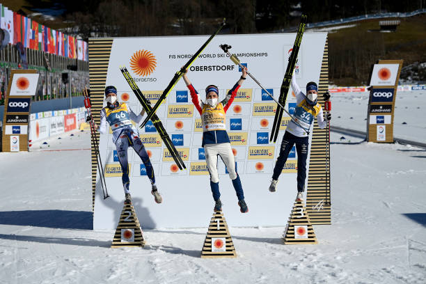 DEU: FIS Nordic World Ski Championships Oberstdorf - Women's Cross Country 10 km F