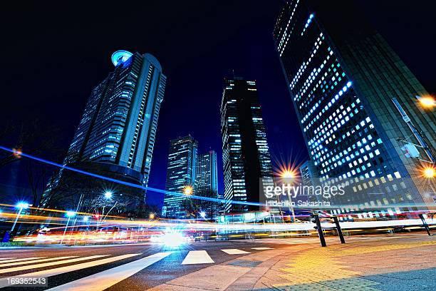 Friday Night in Nishi-Shinjuku