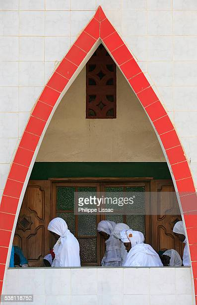 Friday Prayer at the Divinity Mosque