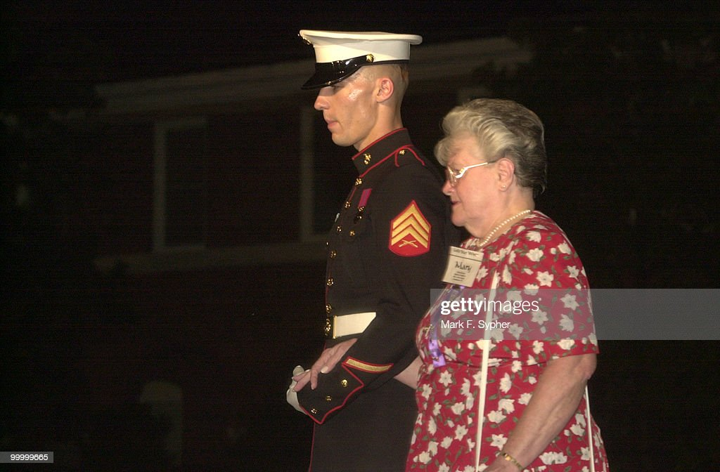 Friday the 10th, Marine Corp Parade Honoring the Gold Star Wives of America.