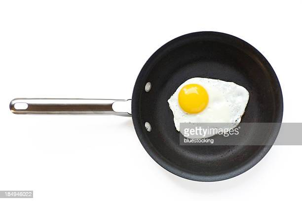 fried egg - fried eggs stock pictures, royalty-free photos & images