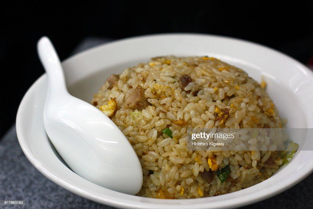 Fried Rice : ストックフォト