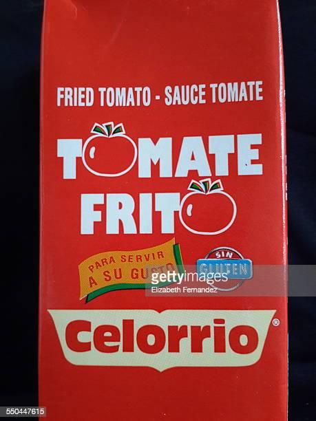 Fried tomato