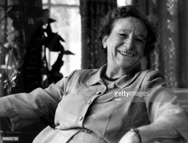 Frieda Fromm Reichmann german psychoanalyst c 1955