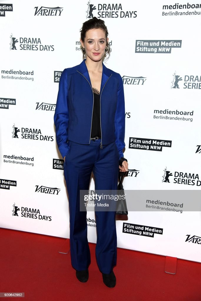 Friederike Becht Attends The Berlinale Showcase Of The Zdfneo Series