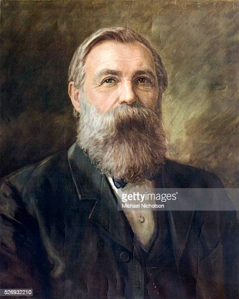 Friedrich Engels . German industrialist, social scientist, author, political theorist, philosopher, and father of Marxist theory, alongside Karl...