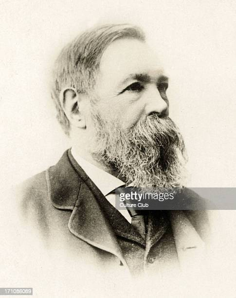Friedrich Engels German philosopher 18201895 Communism Marxism Socialism