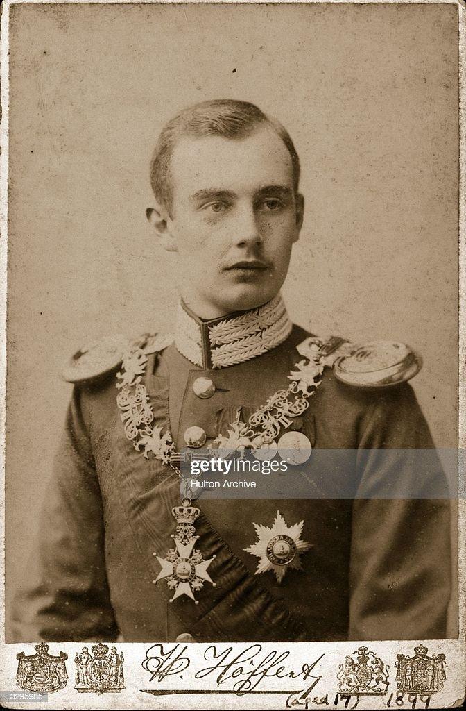 Friedrich Franz IV, Grand Duke of Mecklenburg Schwerin (1882 - ).