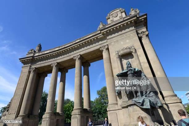 Friedrich I Charlottenburger Tor Strasse des 17 Juni Charlottenburg Berlin Deutschland