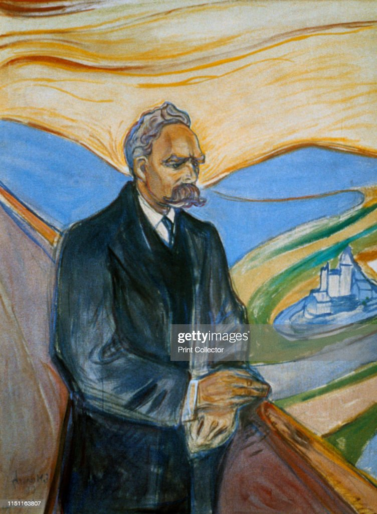 Friedrich Nietzsche : News Photo