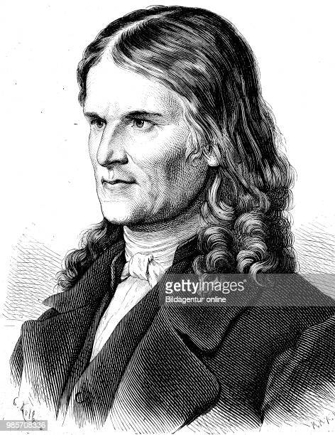 Friedrich Rueckert 16 May 1788 31 January 1866 was a German poet translator and professor of Oriental languages Germany reproduction of an image...
