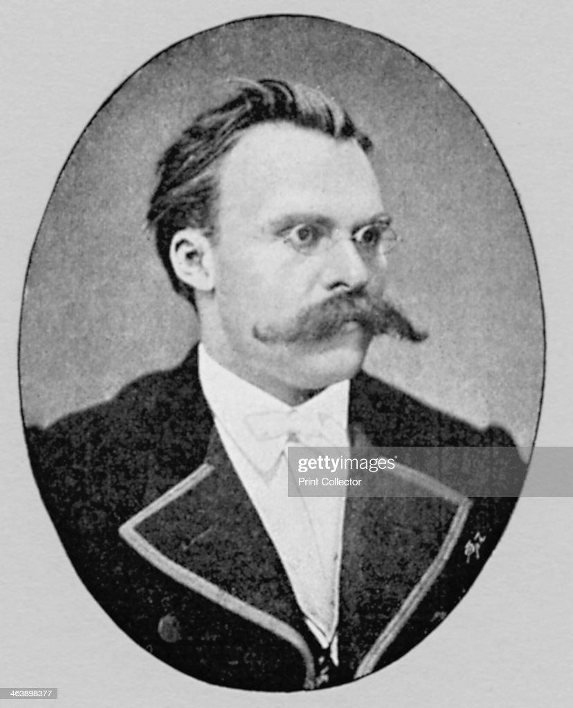 Friedrich Wilhelm Nietzsche (1840-1900,German philospher and writer.