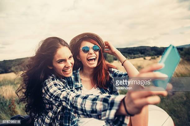 Friend Selfie