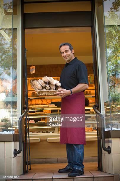 Friendly baker