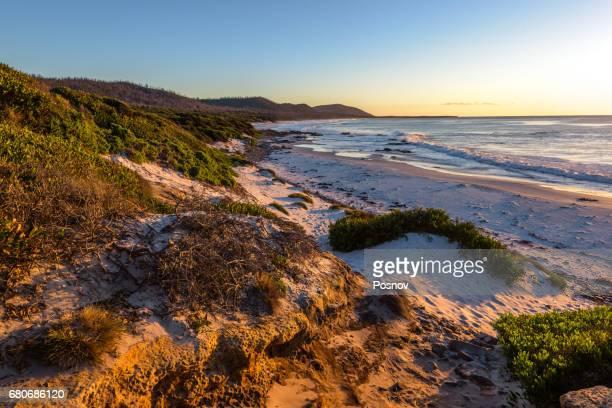 Friendly Beaches at Freycinet National Park, Tasmania