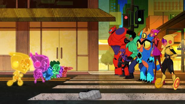 "CA: Disney's ""Big Hero 6 - The Series"" - Season Three"