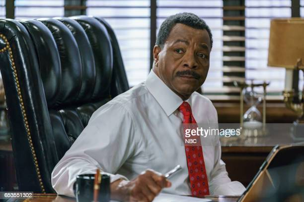 JUSTICE 'Friendly Fire' Episode 110 Pictured Carl Weathers as Mark Jefferies