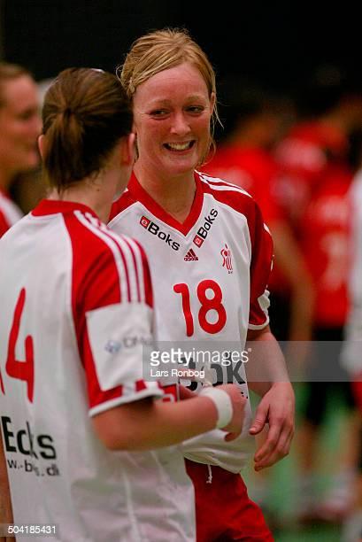 Friendly match Karen Broedsgaard Trine Jensen Denmark
