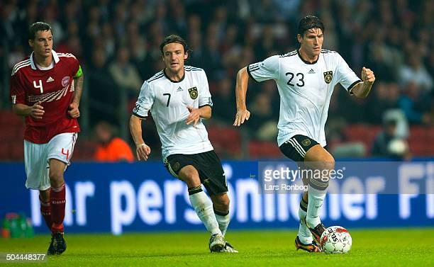 Friendly Match Mario Gomez Tyskland Germany © Lars Rønbøg / Frontzonesport
