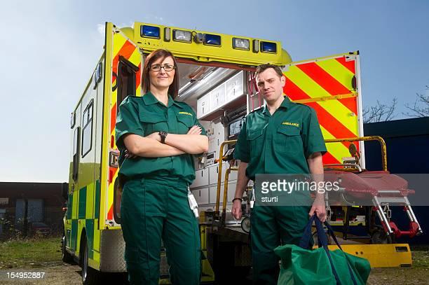 Friendly paramedics